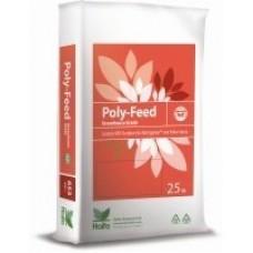 Водорастворимые Удобрения Poly-Feed 17-10-27+2Mg+Нme